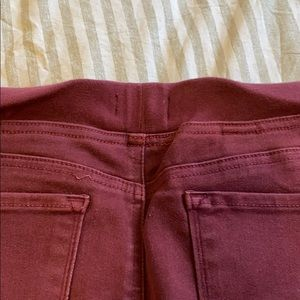 NYDJ Skirts - SALE NYDJ maroon skirt